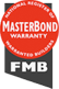 AMC Roofing offer a full Masterbond Warranty provided through the Federation of Master Builders
