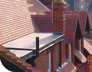 All Roofing and Building LTD: Authorised installers of Firestone RubberGard® EPDM single ply roofing and specialists in Plastic Coated Steel Box Profile to replace Asbestos Roofs